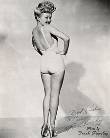 One of Betty's most iconic photos!