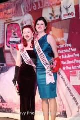 Miss Perfect Pinup WA (Lady Lace) & Runner Up (Mixi Mitosis)