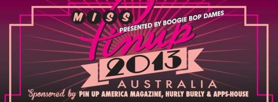 MIss Pinup Australia!