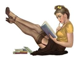LibrarianPinUp