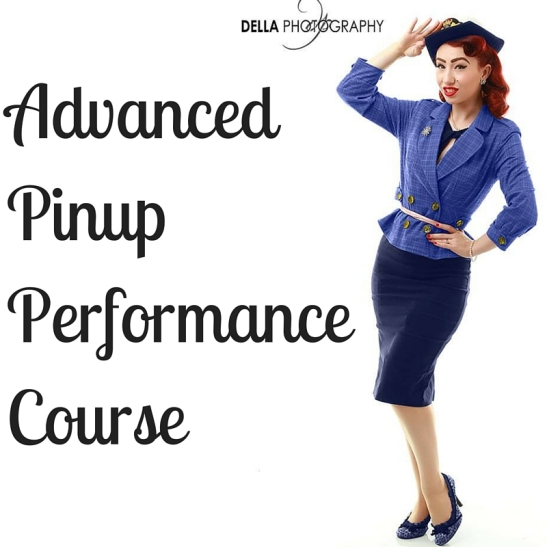 Advanced Pinup PerformanceCourse-2