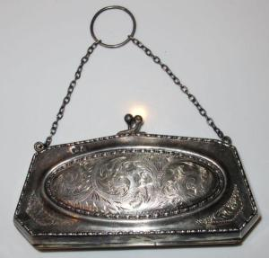 Antique purse from 1917.