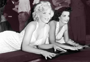 Marilyn and Jane.