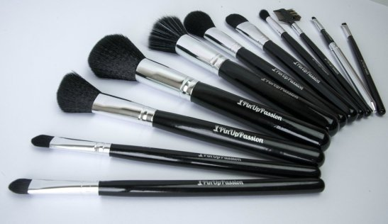 All the brushes!