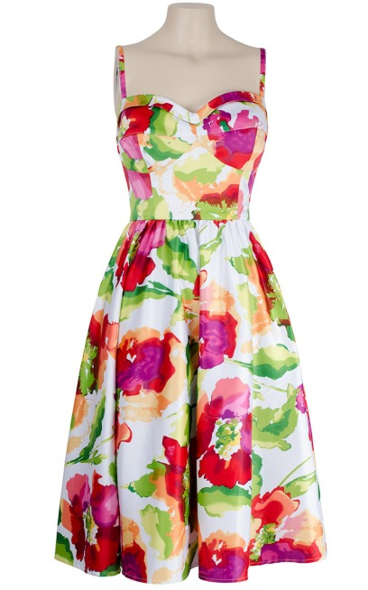 Sunshine Swing Dress from Pretty Dress