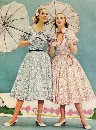 Floral Fuller Skirt
