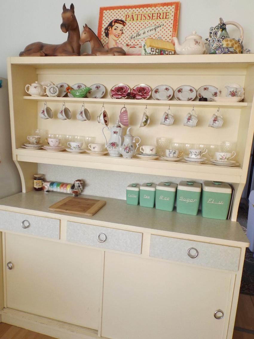 Vintage Kitchen Renovations Miss Lady Laces Vintage Pinup Blog