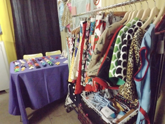 Purr Imagination's stall!
