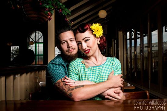 My sweetheart and I! Wearing my Daisy Jean sunflower. Photo taken by the talented Jennifer Villalobos Photography!